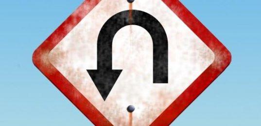 U-turn OK