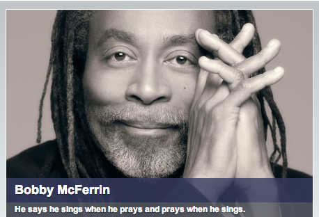 Bobby McFerrin on Religion & Ethics Newsweekly