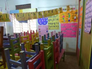 Preschool in Kampala