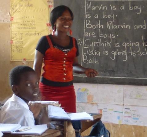 Kampala Classroom