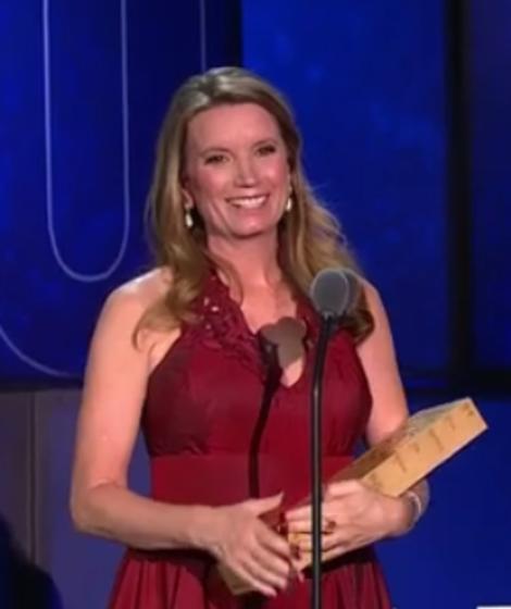 Becca Stevens at 2016 CNN Hear Awards Ceremony