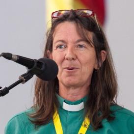 The Rev. Dr. Rachel Marsh