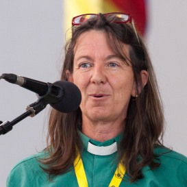 The Rev. Dr. Rachel Marsh