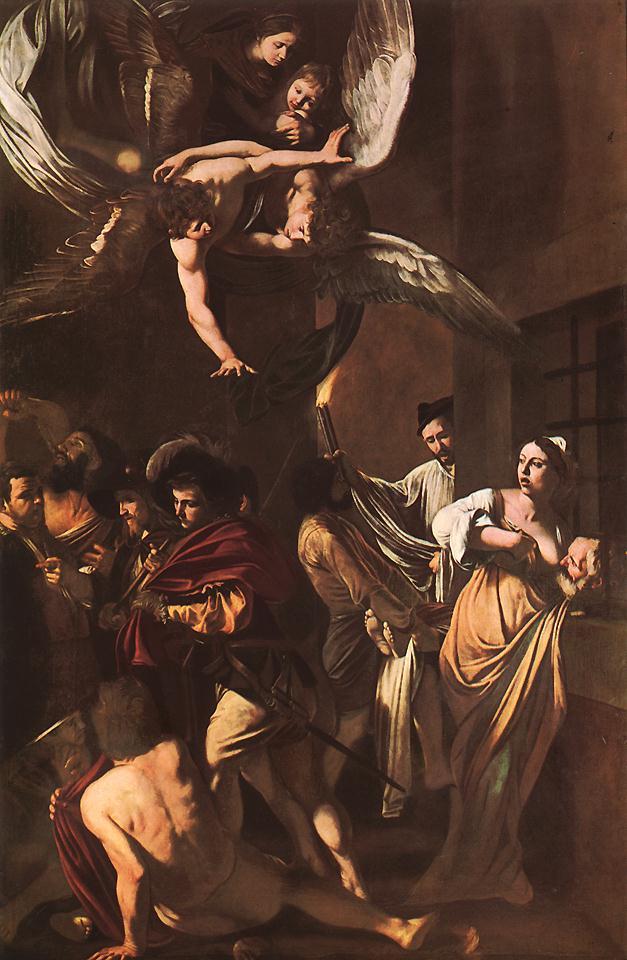 Caravaggio's Seven Acts of Mercy