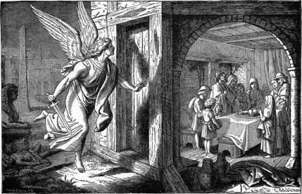 The Angel of Death and the First Passover | Art for Proper 18A – Hear what  the Spirit is saying