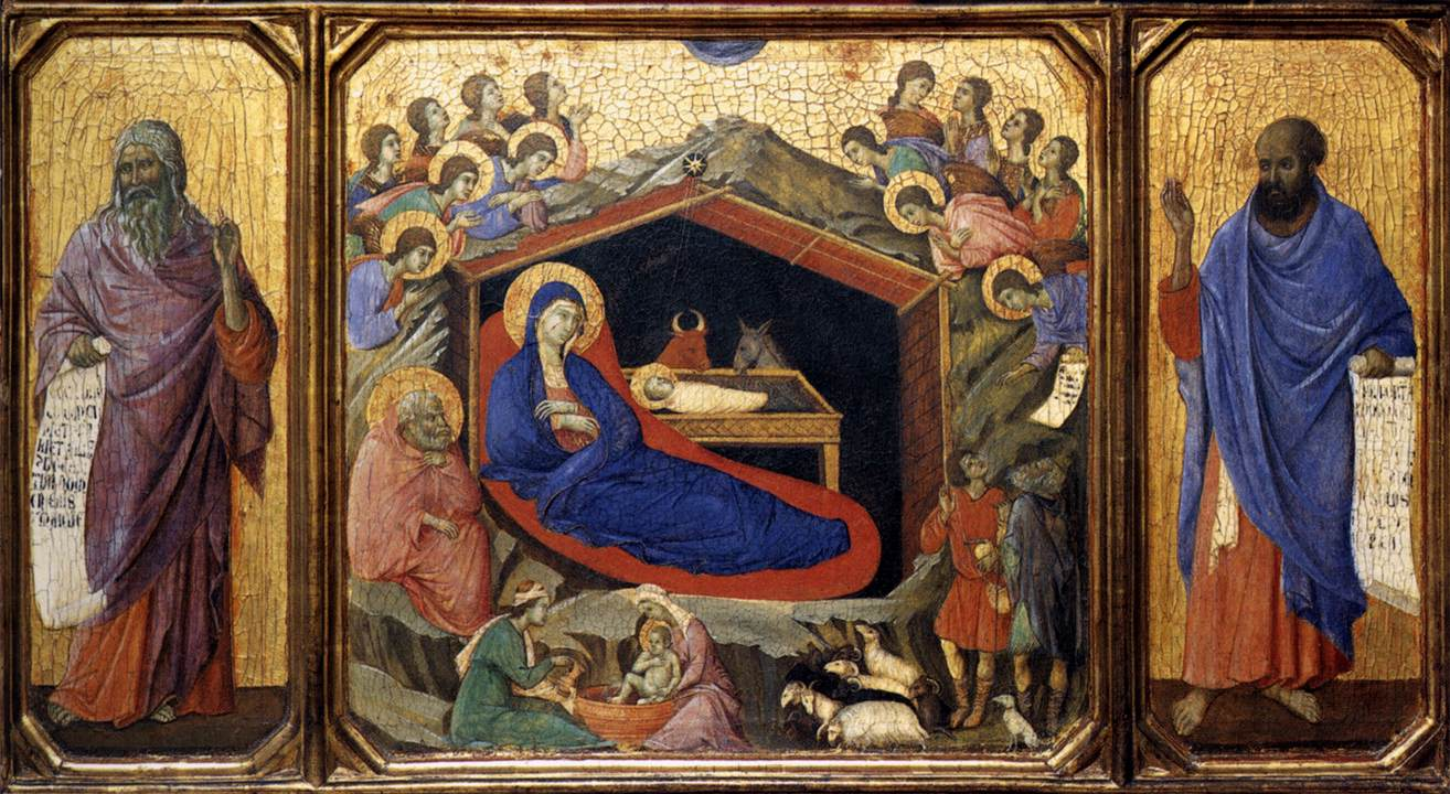 Duccio_di_Buoninsegna_-_The_Nativity_between_Prophets_Isaiah_and_Ezekiel